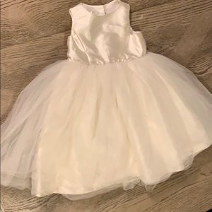 David's Brides Little Girls Dress